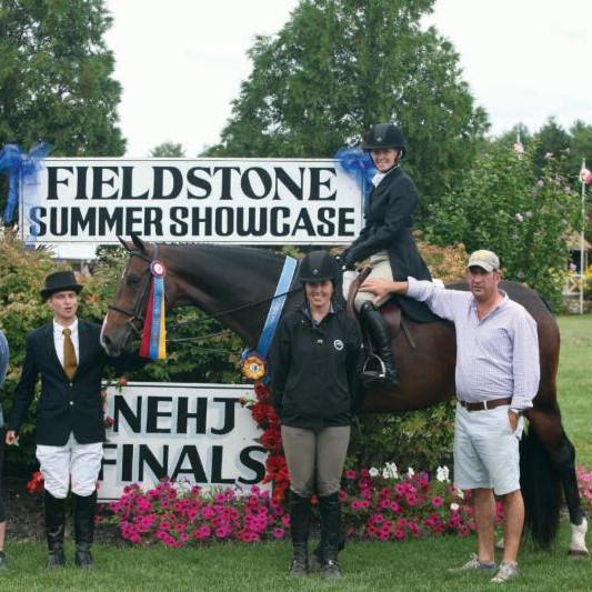Fieldstone Summer Showcase II & NEHJA Derby Finals: August 24, 2021 - August 28, 2021