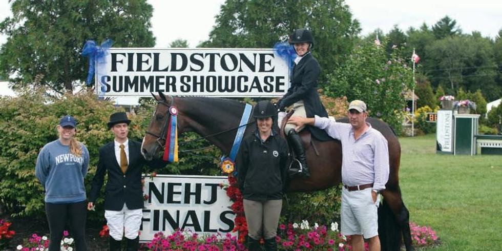 Fieldstone Summer Showcase II & NEHJA Derby Finals: August 23, 2022 - August 27, 2022