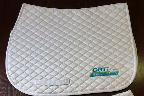 Official GGT-Footing Saddle Pad