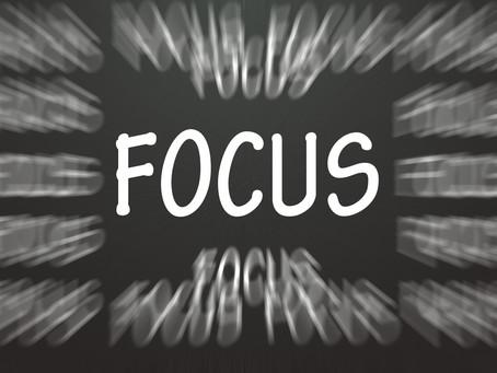 Focus by Al Heilman MD