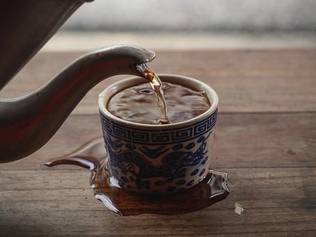 A Full Cup of Tea!