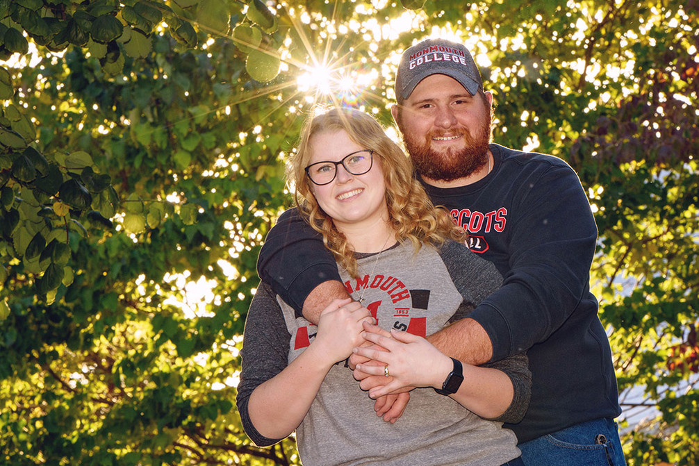 Illinois Couples Photo