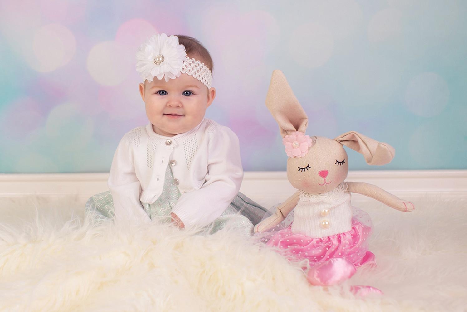 Easter baby photos