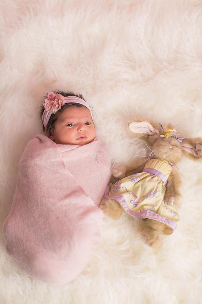 Easter newborn