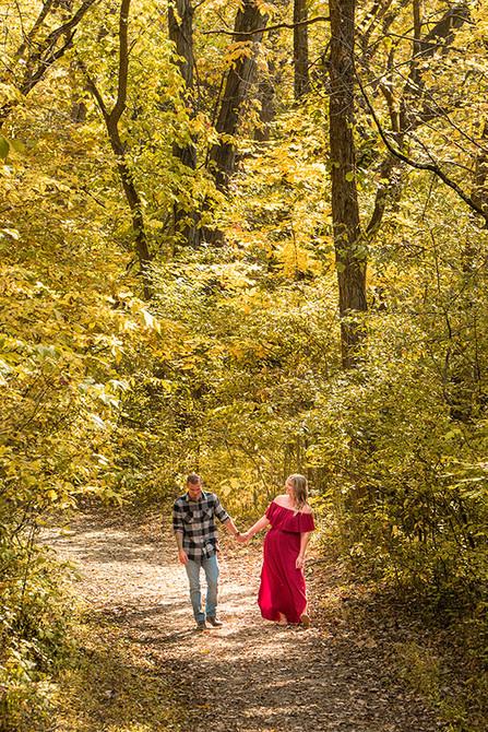 Iowa Wedding Photo