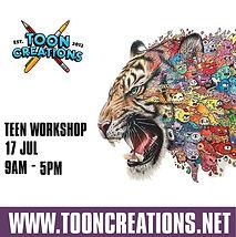 Teen Workshop Jul Flyer.jpg