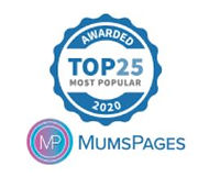 Mums Pages award.JPG