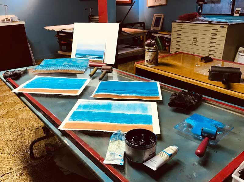 Studio of Miriam Owen