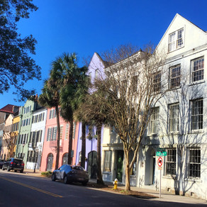 11 Places To Stuff Your Face in Charleston, SC