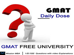 MISSION MBA DAILY DOSE
