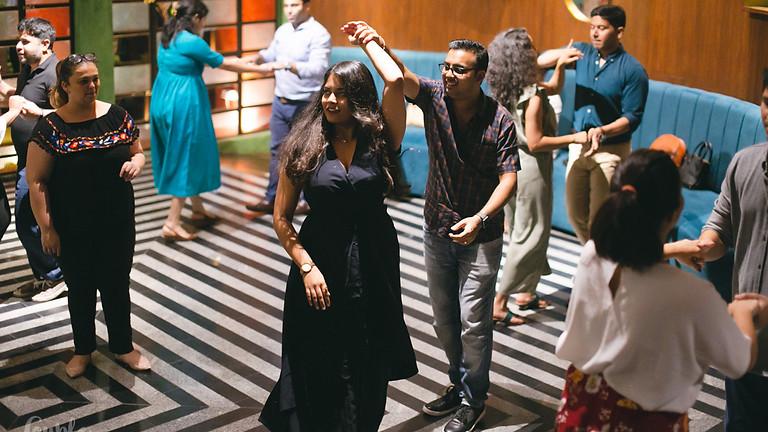 DANCE + DIMSUMS + DAIQUIRIS