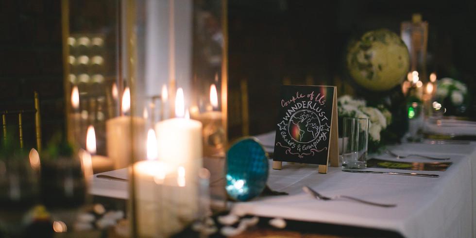 Supper of Secrets - The Wanderlust Supper