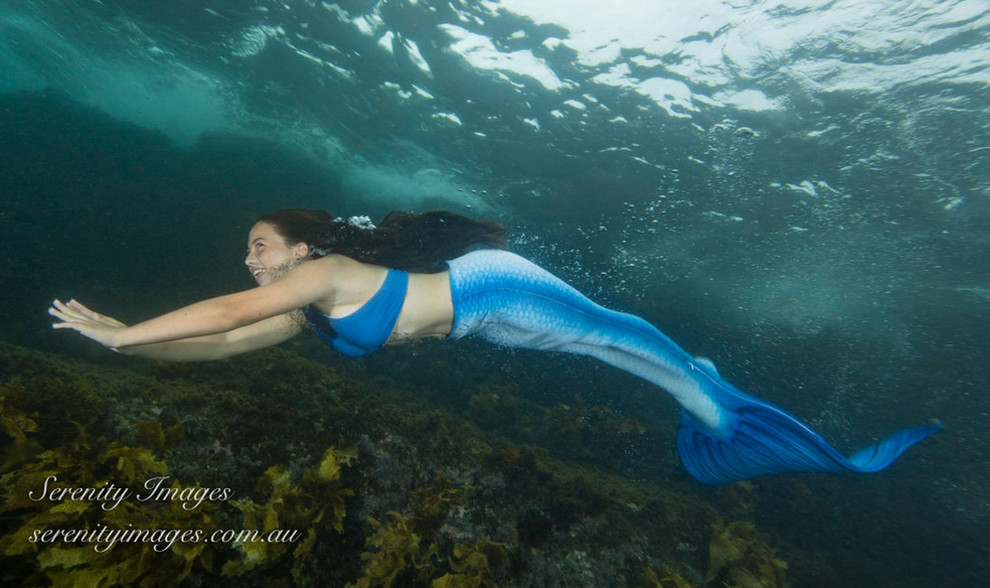 Mermaid Dewi SI