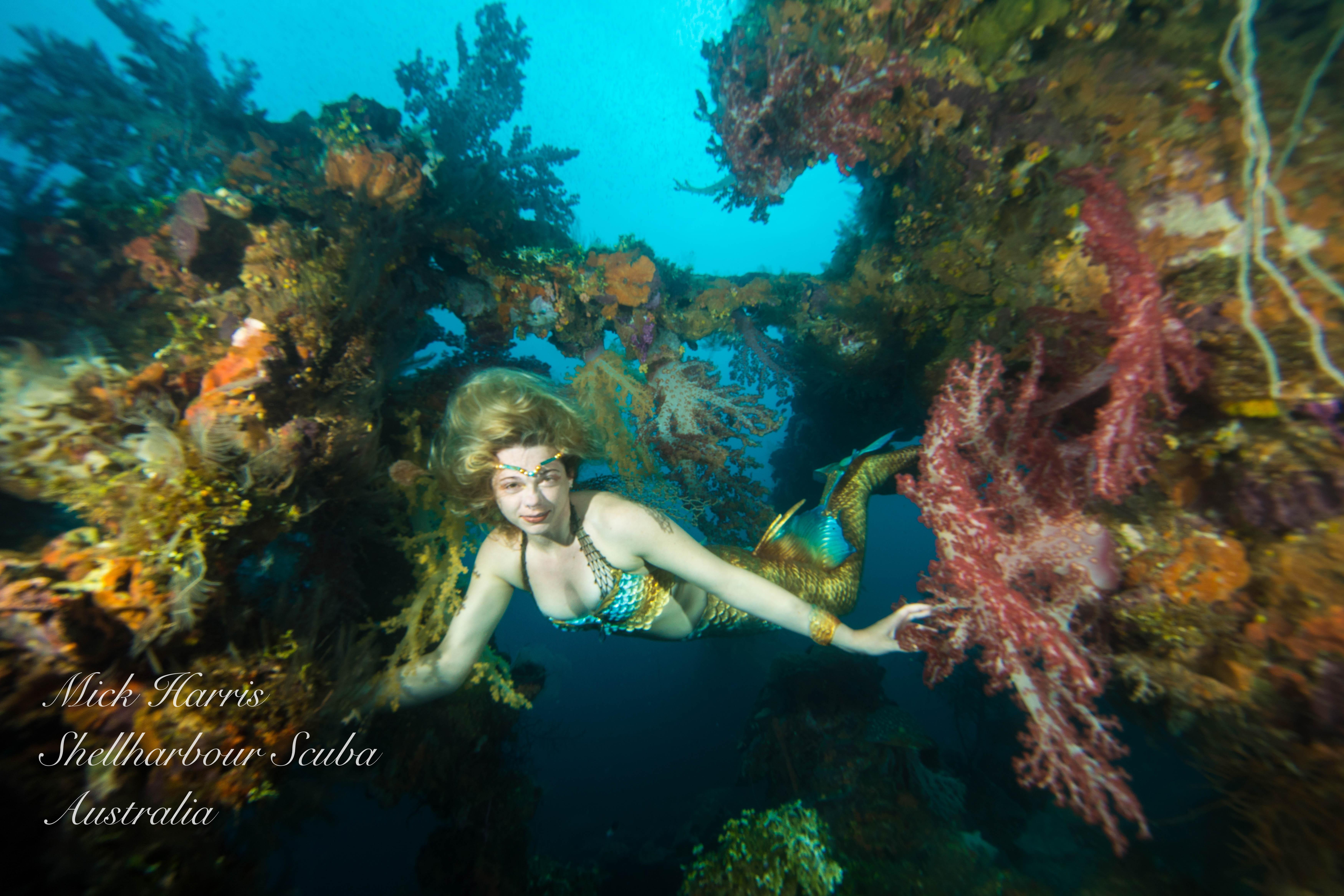 Mermaid Bonnie -9092