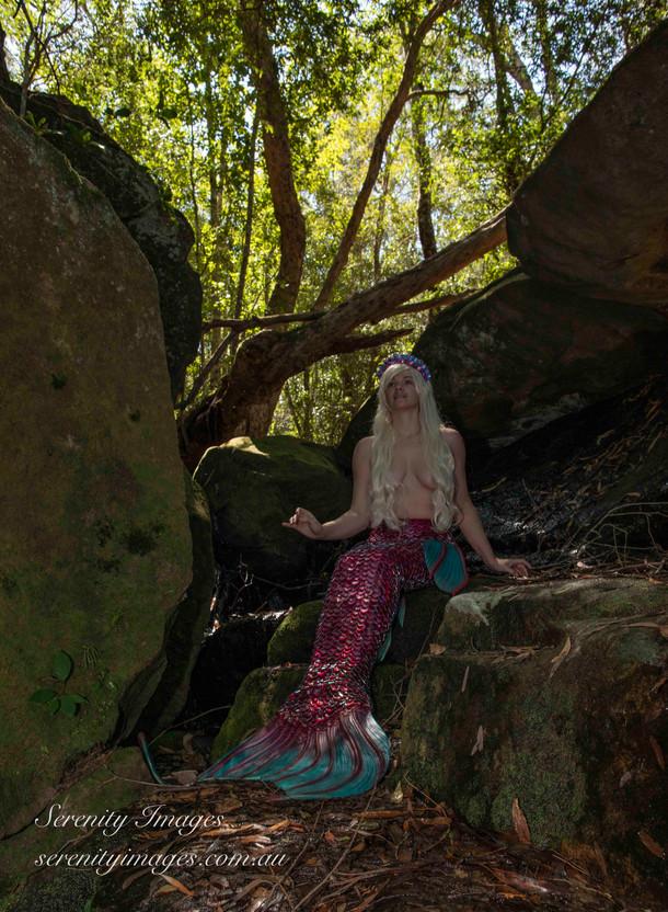 SI Bonnie Mermaid