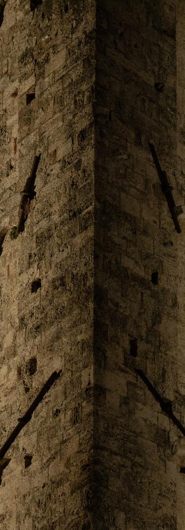 Anagni - campanile di Santa Maria