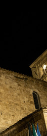 Dettaglio sulla cattedrale di Anagni