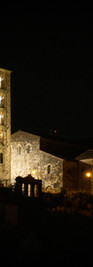 Cattedrale di Anagni - vista da lontano