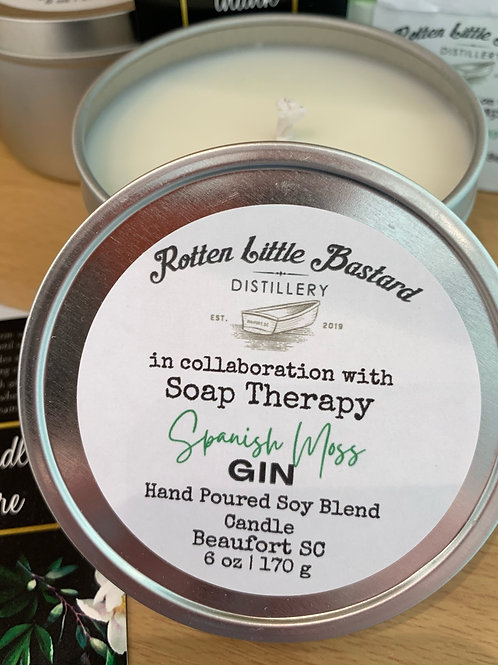 Candle - Gin scented