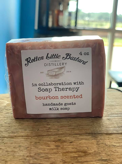 Soap - Bourbon Scented