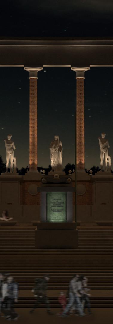 Monumento ai Caduti di Macerata