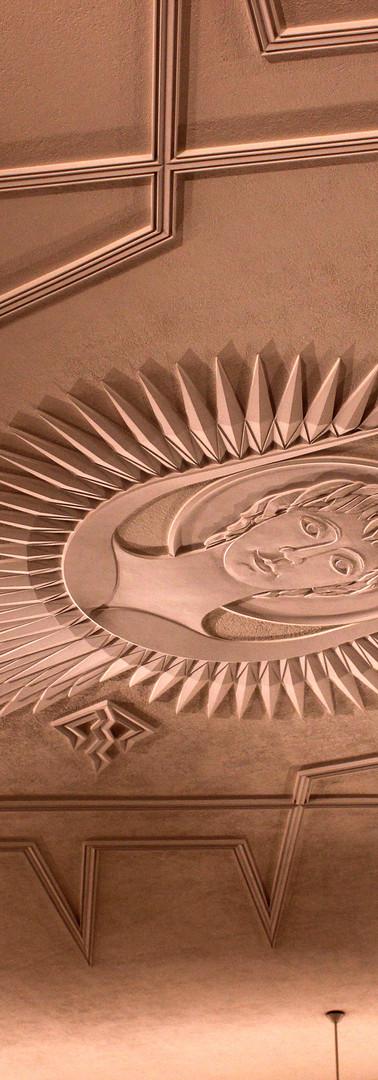Aula Magna de La Sapienza - Cherubino