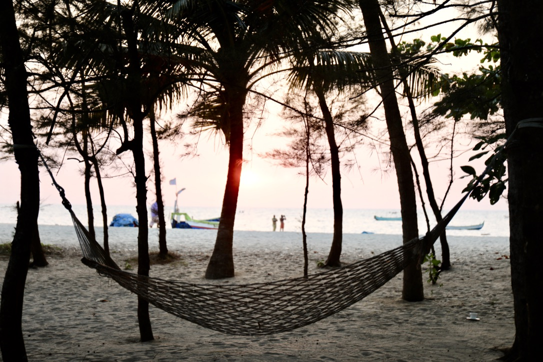 MARARI BEACH, INDIA