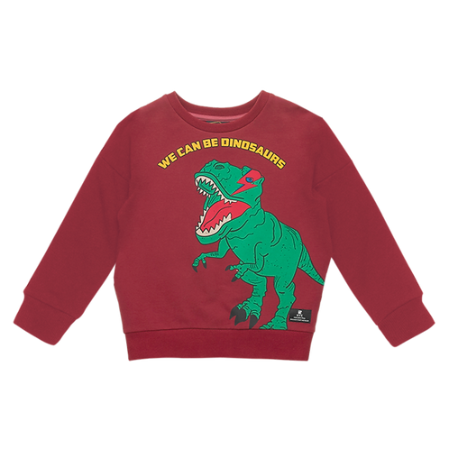 Rock Your Baby We Can Be Dinosaurs Sweatshirt