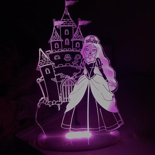 My Dream Light Princess