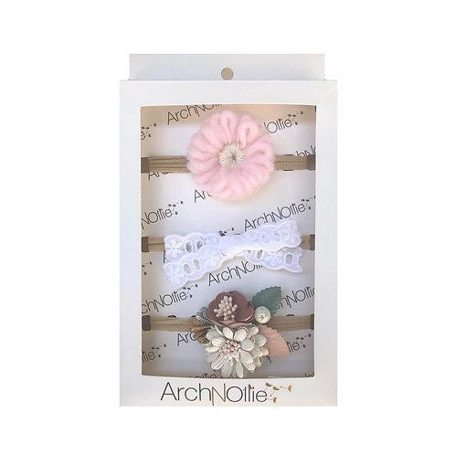 ArchNOllie Lola Cotton Gift Set - Elastics