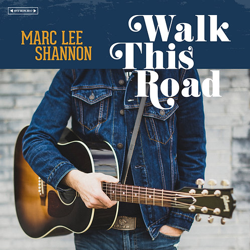 """""""Walk This Road"""" - 2018 (CD)"""