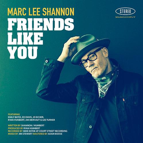 Friends Like You - 2019 (Digital Single)