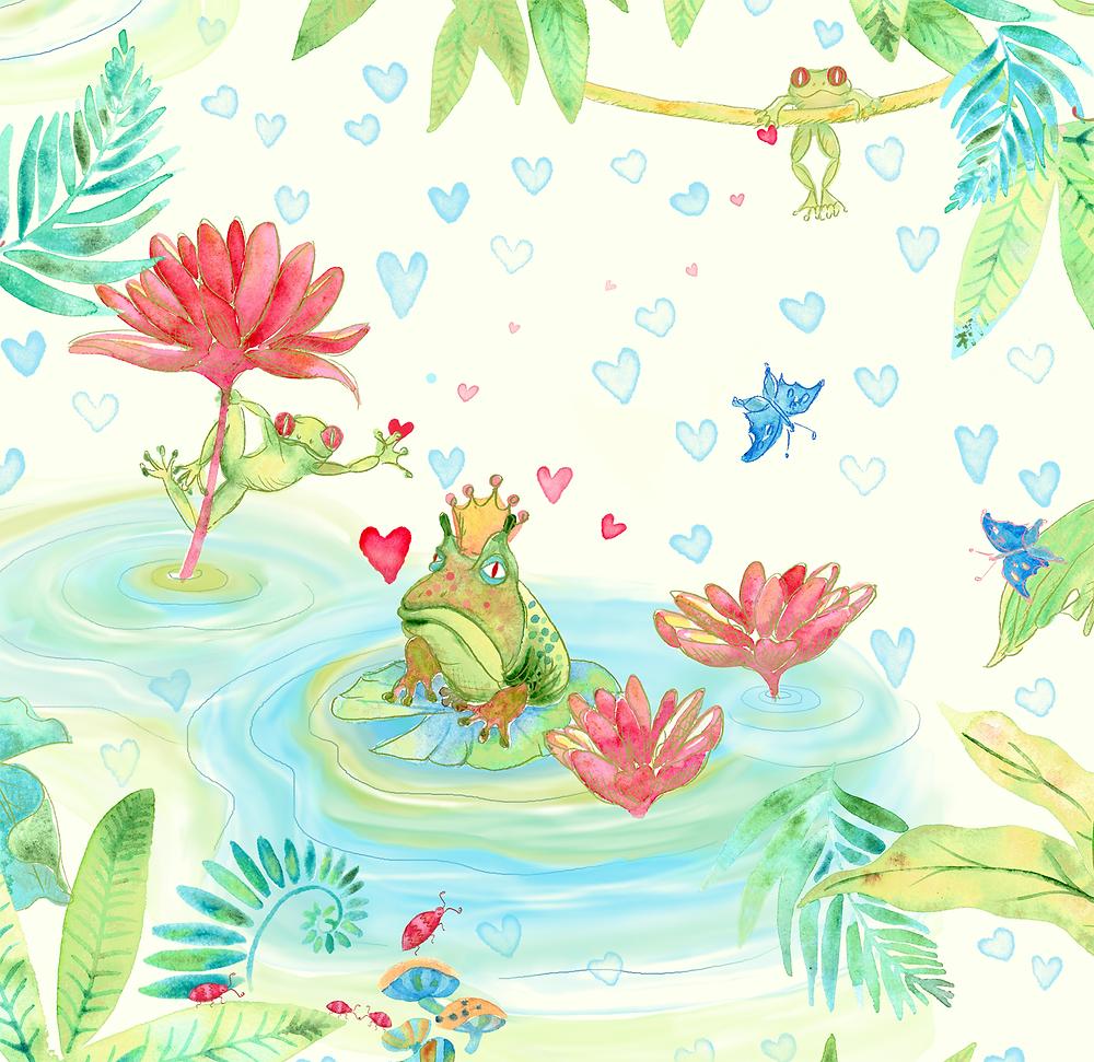 Rainforest Romance