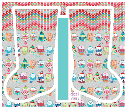 Sprout Patterns Stocking