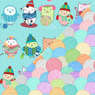 Itty Bitty Knitting Committee