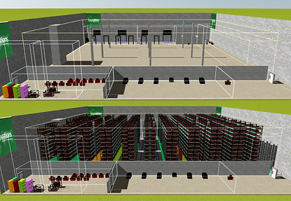 3D Wareouse ModellingConsulting SCNUK