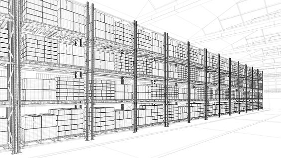 Supply Chain Network Warehouse design and optimisation