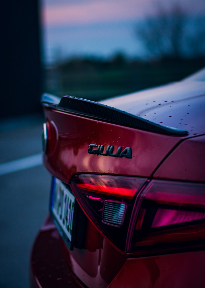 an impressive and soulful name: GIULIA