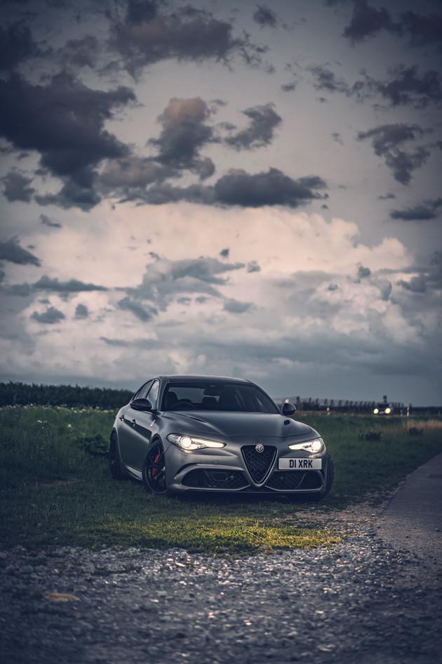 Your majesty of Alfa Romeo