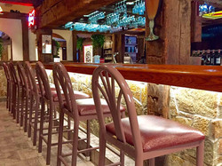 The bar at Casa de Pasta