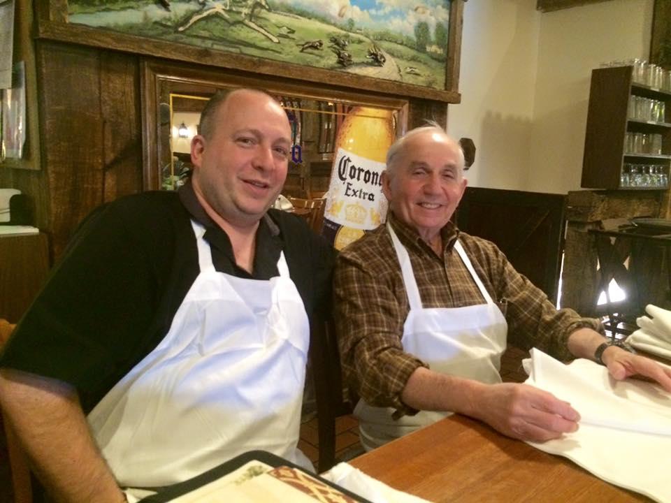 Matt Stella, Jr. & Matt Stella, Sr.
