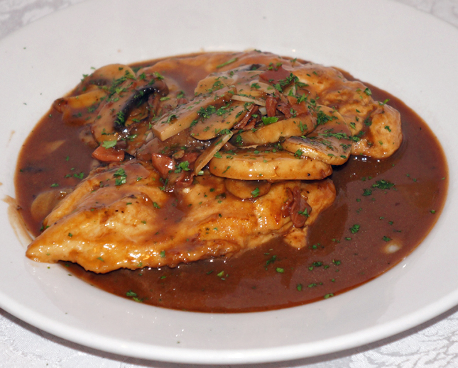 Chicken Balsamico