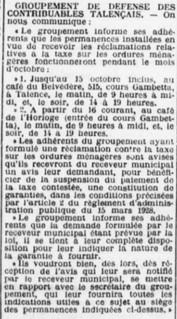 1932_10_08_La Petite Gironde_ BNF _Archives Bordeaux Métropole et Bibliothèque municipale Bordeaux et accord du Journal Sud-Ouest