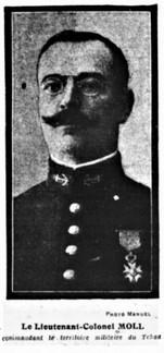 Colonel Moll