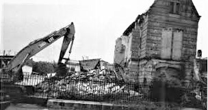 Maison Labro hélas détruite, la Preuve