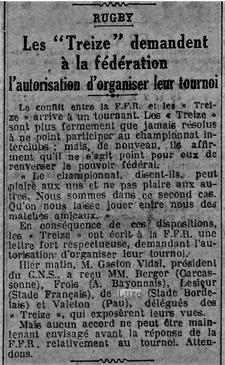 040 E. De Luze leader des présidents séparatistes.