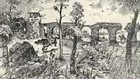 Aqueduc d'Ars