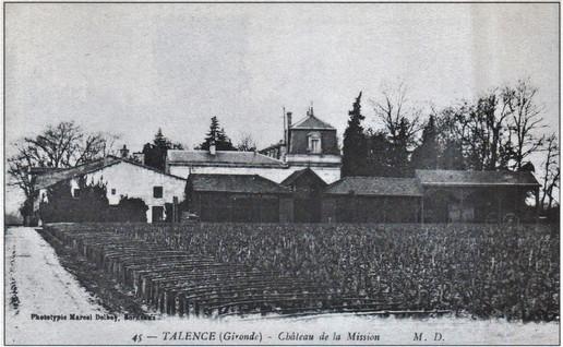 Château Haut Brion de la Mission