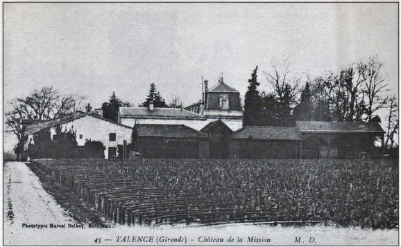 Château Haut Brion 2 de la Mission