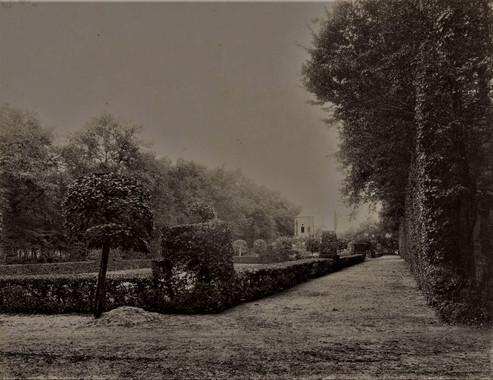 1783-1896 Château Raba  Le tennis